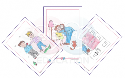 Primary Early Years Foundation and Year 1 Growing Up Safe Cards – Set 1