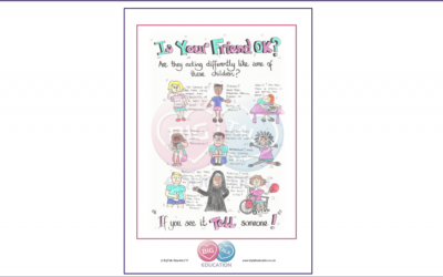 Is your friend okay? RSE Poster – 1